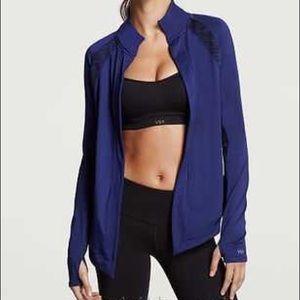 [VSX] Victoria's Secret Sport ZIP-up sweater